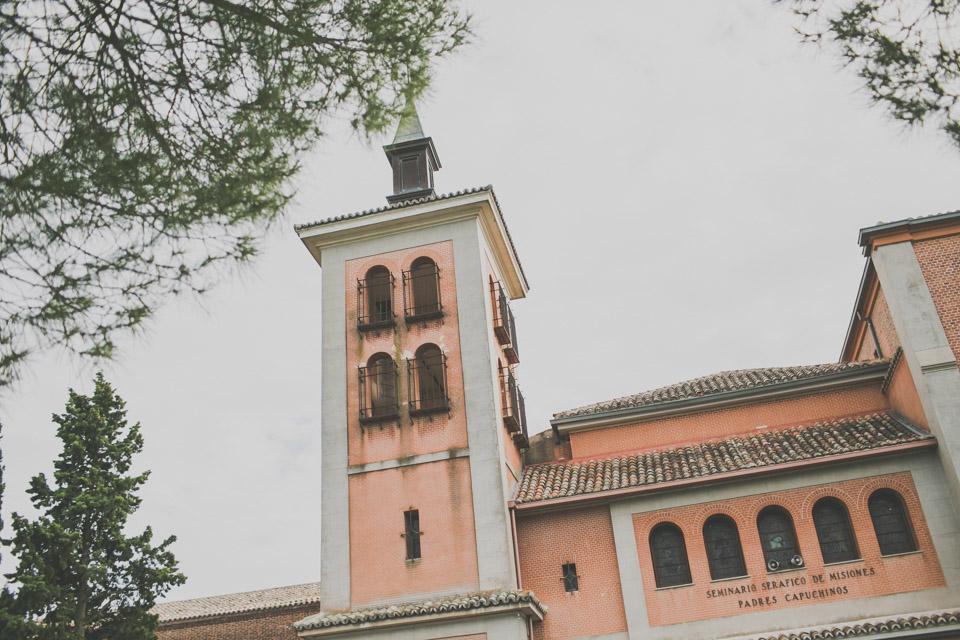 Boda en Soto de Cerrolén Madrid